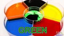 Bébés enfants coloration les couleurs couleurs colorant pour Apprendre apprentissage jouer les tout-petits jouets doh nous