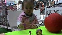 Oeuf géant haute monstre Nouveau ouverture jouer jouets déballage Loup Clawdeen surprise doh