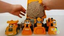 Enfants saleté pour dans enfants jouet camions Véhicules travail construction