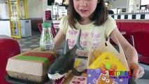 Feeding Pet Shark McDonalds Chicken Nuggets, Feeding Pet Shark McDonalds Happy Meal Comp