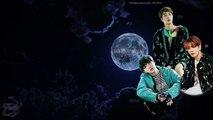 [Han   Rom   Ita Color Coded Lyrics] BTS SUGA,JK & Jin - So Far Away