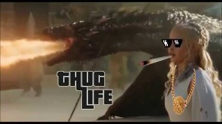 Game Of Thrones Thug Life Compilation - Funny Moments (HD)