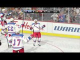 NHL 15 - HUGE COMEBACK - ONLINE RANKED GAMEPLAY - RANGERS vs. BLACKHAWKS