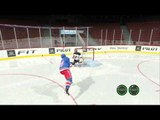NHL 15 - OFFENSIVE TIPS - QUICK SNIPE GOAL - HOW TO SCORE IN CLOSE