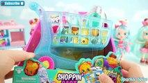 À poupée marché Méga menthe saison magasins petit déballage Shoppies peppa 20 pack shopkins 4 petki
