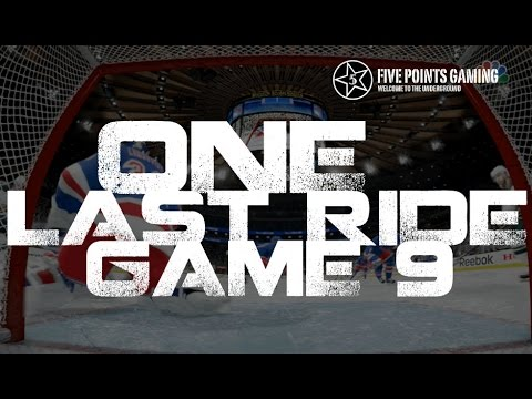 NHL 16 HUT DIVISION 1 GAME PLAY – GAME 9 – IT'S DO OR DIE