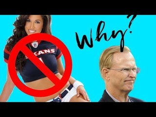 WHICH NFL TEAMS DO NOT HAVE CHEERLEADERS - AND WHY?