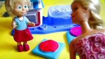 Jouer bébé pour jouets de crafts argile pour jouer un nouvel ami Barbie maman doh