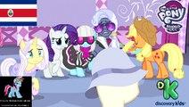 My Little Pony La Magia de la Amistad. Temporada 7 Ep 152'' Moda Honesta''  Español Latino (HD).