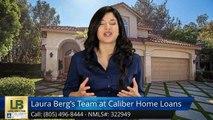 Laura Berg's Team at Caliber Home Loans Westlake Village Perfect 5 Star Review by Rafaela U.