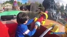 Région Centre enfants la famille pour amusement amusement enfants parc jouer Cour de récréation Legoland amusement