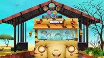 Et animaux autobus de nombreux plus garderie sur rimes des sons le le le le la roues sauvage Collection danimaux |