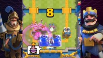 BEST Clash Royale Funny Moments, Glitches & Fails Montage #9