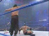 2 OF 2 Undertaker &Batista vs Khali &Henry Smackdown 11/2/07