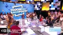 Cyril Hanouna - TPMP : Erika Moulet enceinte, l'animateur la félicite (Vidéo)