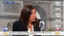 """Réchauffement climatique: """"On peut s'attendre à des pics de canicule à 50° dans les 30 ans"""", déclare Anne Hidalgo"""