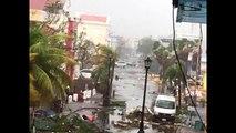 Dégâts de l'ouragan Irma à Anguilla, St.Maarten et St.Martin !