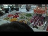 breackfast in yas marina hotel abu dhabi