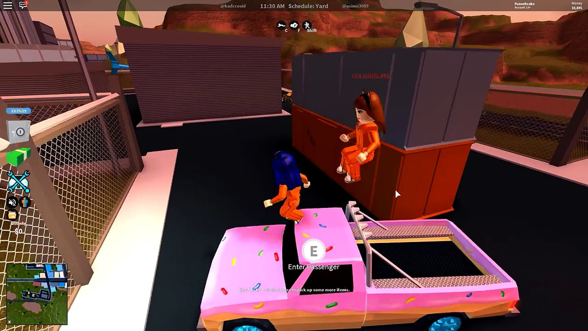 We Escape Jail To Heist A Jewelry Store New Updates Roblox