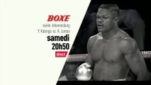 Boxe - soirée Johannesburg - Lerena vs Kalenga : Boxe soirée Johannesburg Bande annonce