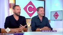 Fred Testot  et Guillaume de Tonquédec - C à vous - 06/09/2017