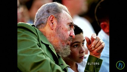 Cuban Revolutionary Fidel Castro Dead at 90