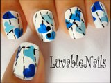 Valentines Day Heart Nail Art Tutorial - Valentines Day Nails for Valentines Day Nail Art Valentines Day nail designs(1)