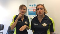 Se former au secourisme en langue des signes