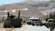 Syria Claims Israeli Jets Attacked Military Base