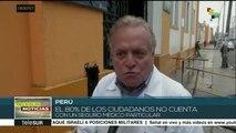 Denuncian falta de medicinas y personal en el sistema de salud peruano