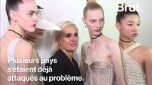Une charte signée par un groupe français pour interdire le défilé de mannequins trop maigres