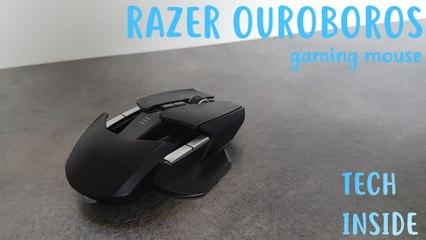Razer Ouroboros - Tech Inside