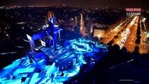 DJ Snake en concert sur le toit de l'Arc de triomphe à Paris ! (Vidéo)