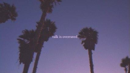 Jeremy Zucker - Talk Is Overrated