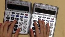 Lo último de Despacito : la versión calculadora
