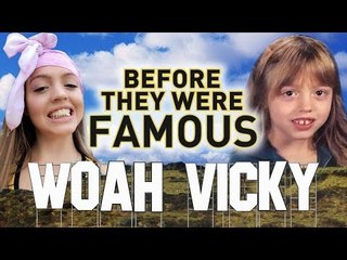 WOAHHVICKY - Before They Were Famous - Victoria Waldrip