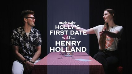 Marie Claire - Holly's First Date - Henry Holland