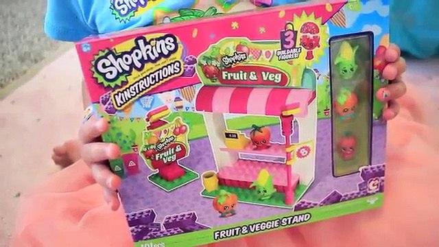 Toys AndMe Giant Shopkins Surprise Egg Ultra Rare   Full of Shopkins Toy Surprises   Toys