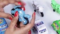 Et des voitures les couleurs couleurs amis Apprendre Courses rue jouet jouets Véhicules avec Thomas |