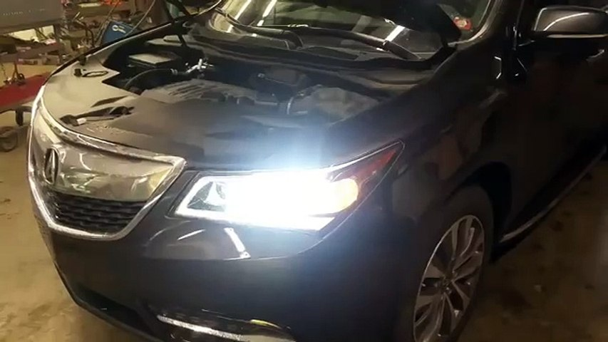 Acura & Honda - How to Reset ABS Light and VSA Light FREE