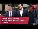 Juez ordena liberación del hijo de Guillermo Padrés