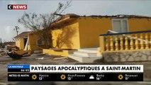 Ouragan: Les images effrayantes de Saint Martin transformé en champ de ruines