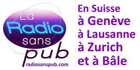 La Radio Sans Pub en Suisse