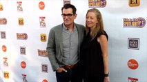 """Ty Burrell and Holly Burrell """"Kids In The Spotlight's Cocktails for a Cause"""" Charity Event"""