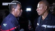 En Guadeloupe, ces pompiers se mobilisent pour porter secours à Saint-Martin
