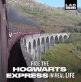 Ca vous dit de prendre le train pour Poudlard... Poudlard express en Ecosse