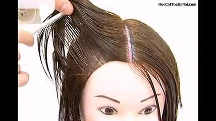 Video Học Cắt Tóc cơ bản, Basic Haircut Same Layer (Phần 1)