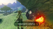 SAY WHAT!!! The Legend of Zelda Breath of the Wild from Intro Screen! | 19 Min GamePlay