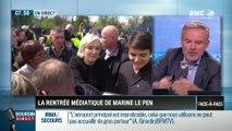 Brunet & Neumann : La rentrée médiatique de Marine Le Pen - 08/09