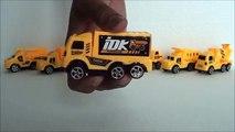 Et ciment enfants ré fouilleur pour chargeur table de mixage un camion camions Construction |